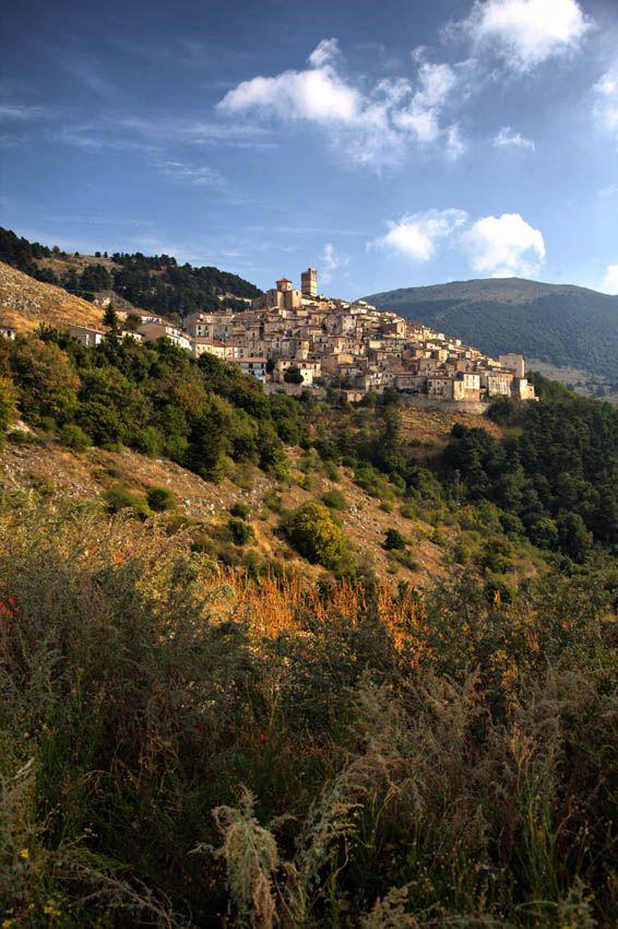 Castel del Monte (L'Aquila), Abruzzo, Italy