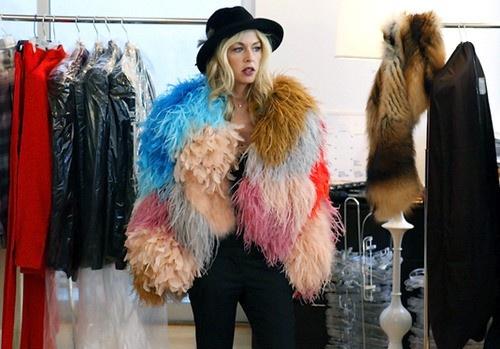 rachel zoe. favorite stylist. i could not love her more.: Style Closet, Fur Coats, Rachel Zoe, Wild Fur, Fashion Icons, Style Icons, Funky Fashion, Fashion Inspiration, Colors Fur