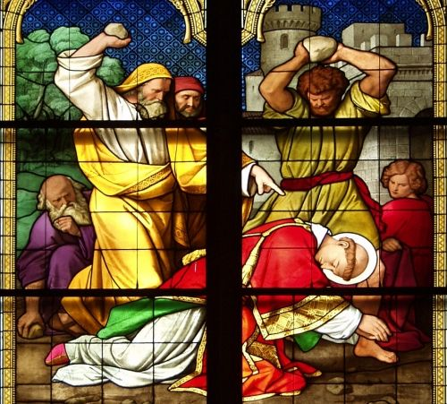 Saint Stephen the Martyr  #PatronSaints  #StStephen