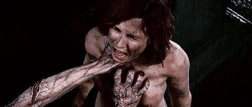 Silent Hill 2006 - Pyramid head - Anna skin rip.