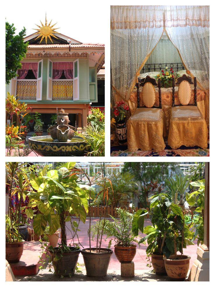 Il vecchino e la storia di Villa Sentosa, a Malacca] Dopo qualche ...
