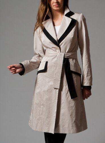 Dámský kabát pietro filipi