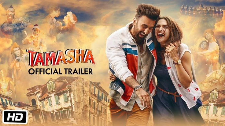 Tamasha | Official Trailer | Deepika Padukone, Ranbir Kapoor | In Cinema...