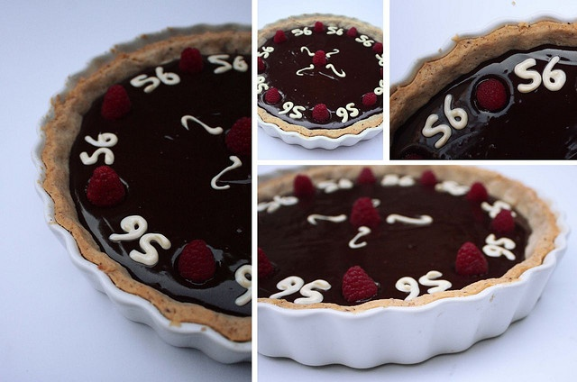 Chocolate-Tea Pie by aragonzo, via Flickr