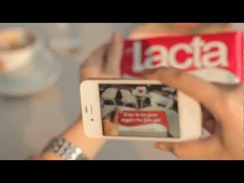 Lacta Mobile App for Valentine's Day!