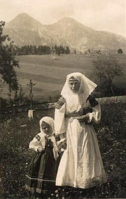 Ždiar (Stredný Spiš), Slovakia - Near Bielovodská dolina
