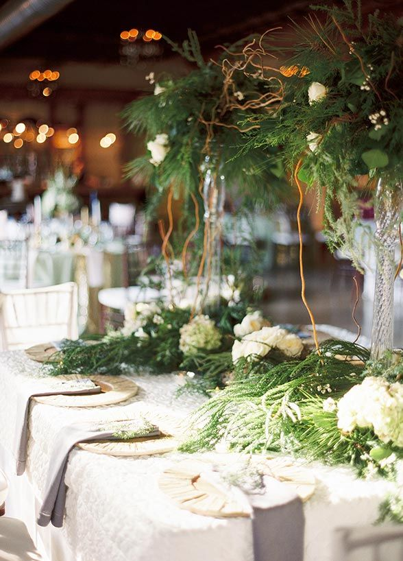 168 best wedding images on pinterest winter weddings winter 10 winter wedding centerpieces that are pure magic colin cowie weddings junglespirit Choice Image