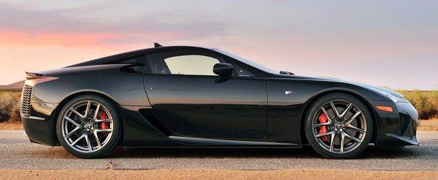 Lexus LFA, GAWWDDD Lexus has achieved perfection