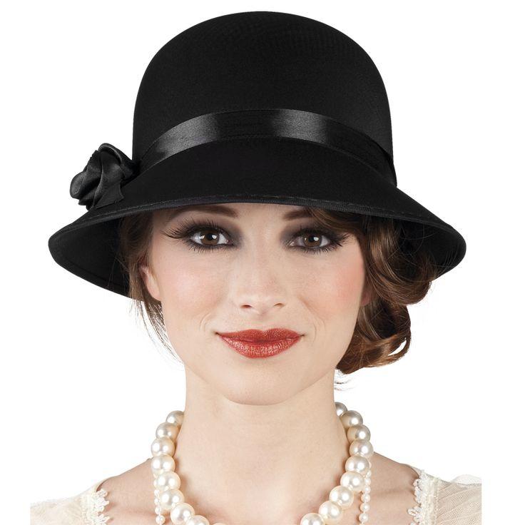 Charleston 20-talls dame hatt | Festmagasinet Standard