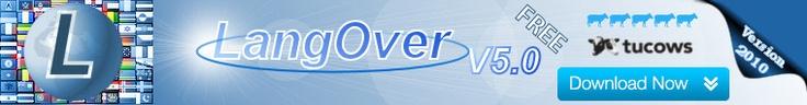LangOver Logo