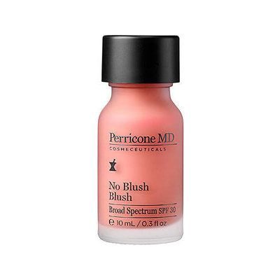 Does a blush really deserve to be called revolutionary? When you combine self-adjusting color pigments that produce a youthful flush with mineral-based SPF 30, and an emboldened skin care ingredient (dimethylaminoethanol) that plumps and firms skin on contact, the answer is: yes. Consider this makeup 2.0. Perricone MD No Blush Blush, $35 perriconemd.com