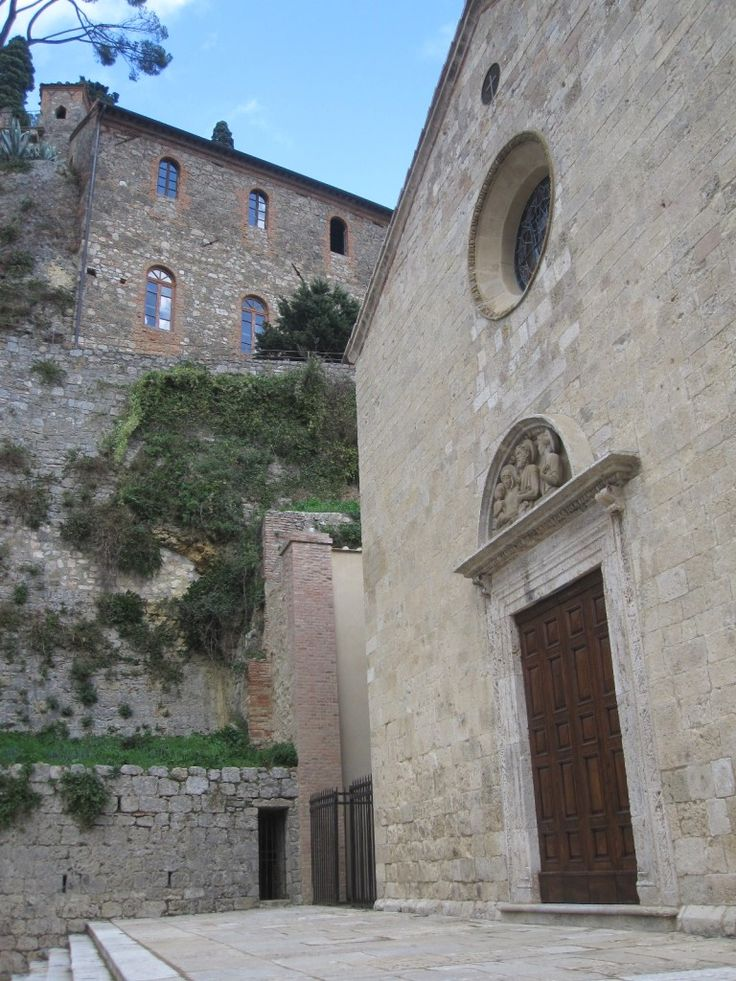 kerk SS Trinita