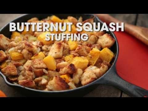 Butternut Squash Stuffing | King's Hawaiian Recipes