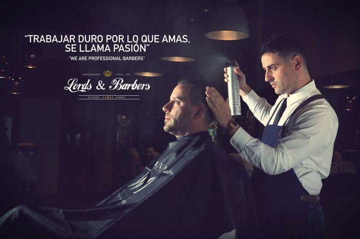 Barbería en Elche #LordsandBarbers