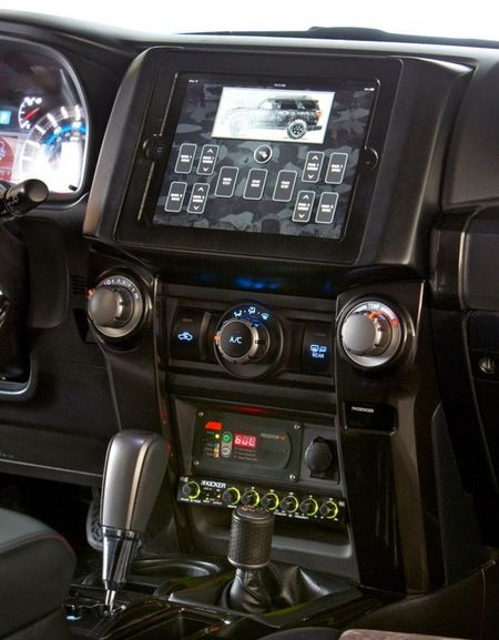 2017 Toyota 4Runner - interior 1