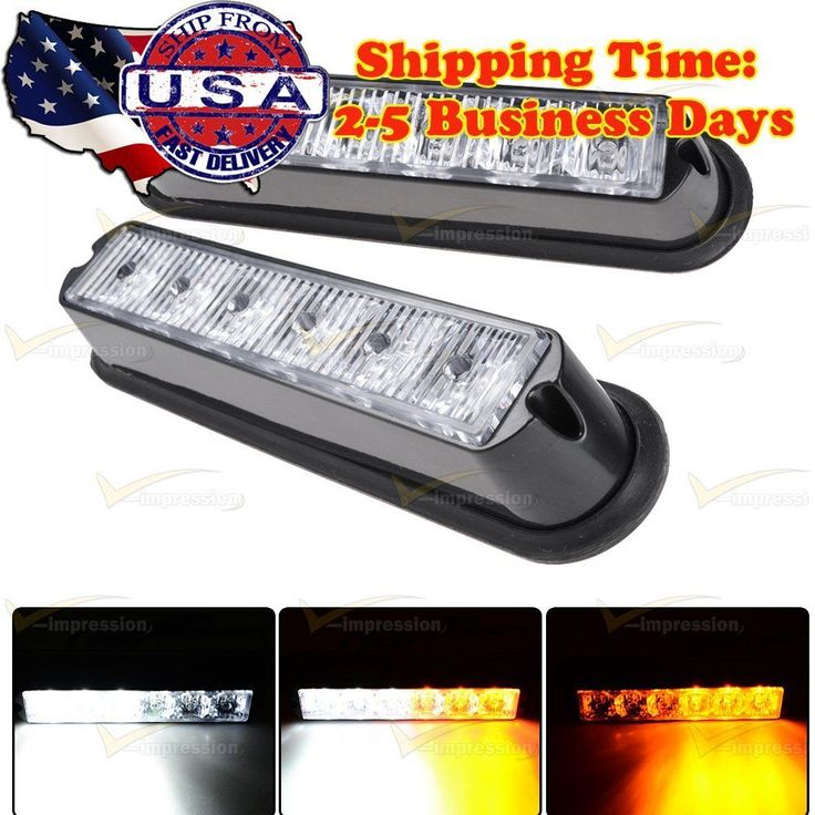 flasher profile trucks truck trailer p light flashers suv strobe pieces low htm led lights for cree lighting warning pickup