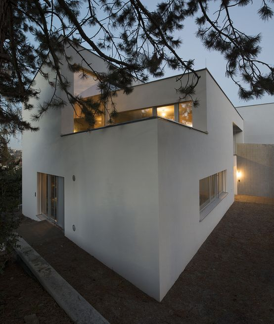 에너지 하우스_모던스타일 주택 by Abendroth Architekten