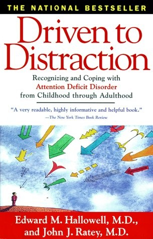 One of the best books I've read about Adult Onset ADHD.