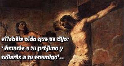 Lectio divina: Lectio divina del 15 de Marzo de 2014 San Mateo 5, 43-48