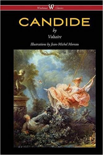 Candide by Voltaire is a French satire first published in 1759.