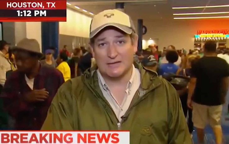 Everyone's a Socialist After a Natural Disaster=Ted Cruz's hypocrisy won't stop government from helping in the wake of Hurricane Harvey, but Texas will be needing help for a long time.