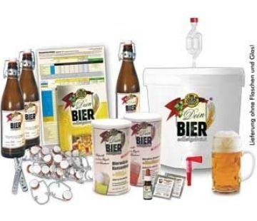 Hobbybrauer aufgepasst: Endlich sein eigenes Bier brauen mit dem Bierbrauset von Geschenkidee.ch! Das perfekte Geschenk für alle Liebhaber des flüssigen Goldes: Bier selber brauen leicht gemacht!