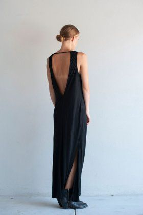 Open Back Maxi Dress by Rue Stiic | The Grand Social