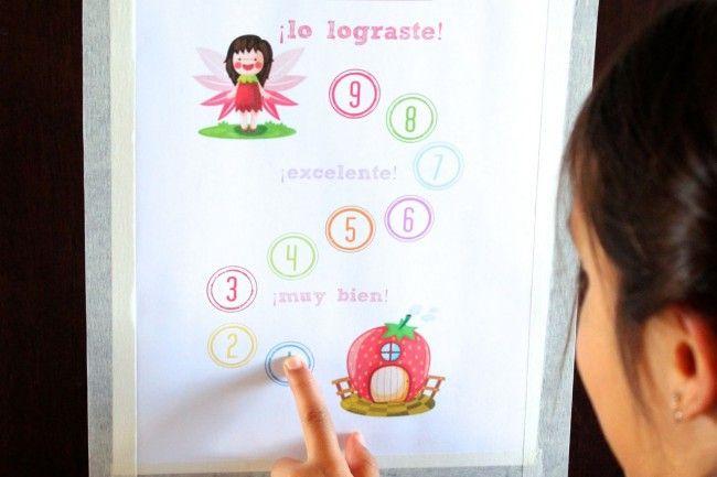 Tablas de incentivos y cómo usarlas: descarga gratis | Blog de BabyCenter