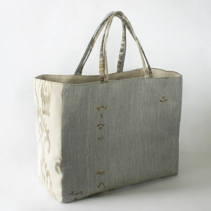 Mixed Tote Bag