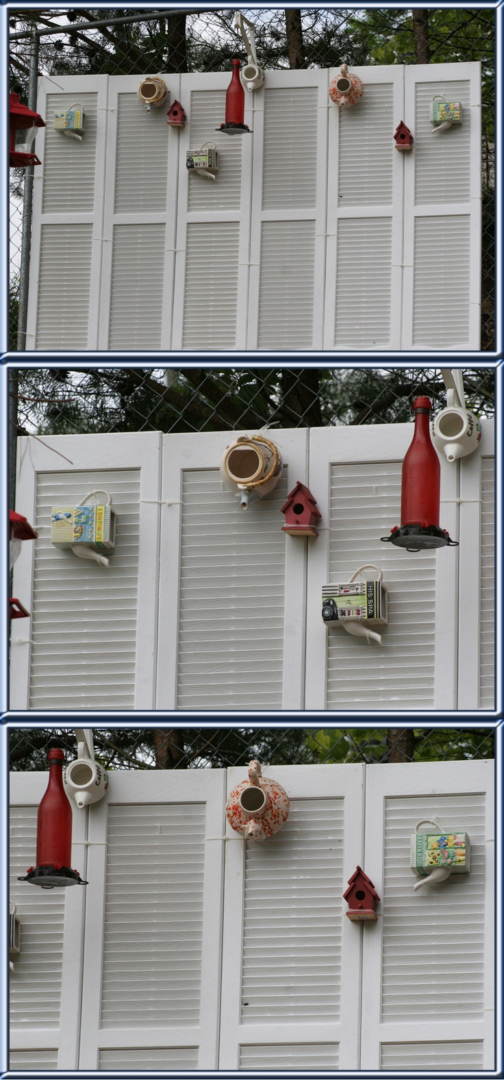 47 best images about back yard privacy fence ideas on pinterest gardens white shutters and. Black Bedroom Furniture Sets. Home Design Ideas