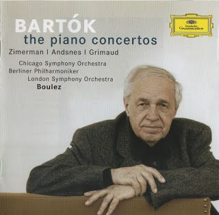 Den Klassiske cd-bloggen: Bartok med tre pianister
