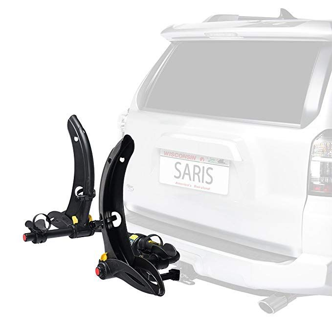 Saris Thelma 2 Bicycle Universal Hitch Rack 4229b Review Hitch