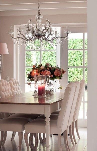 Dining Room Decor Ideas and Fixture plus color scheme