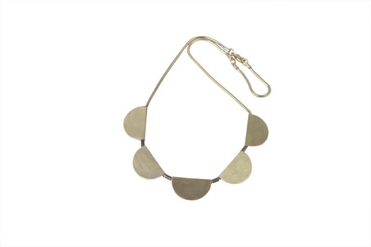 Intiq tribal, ethnic statement necklace