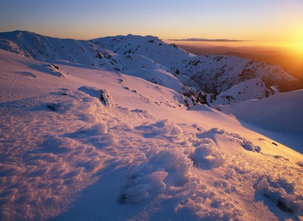 Mt Kosciuszko - Australia - photo by Getty