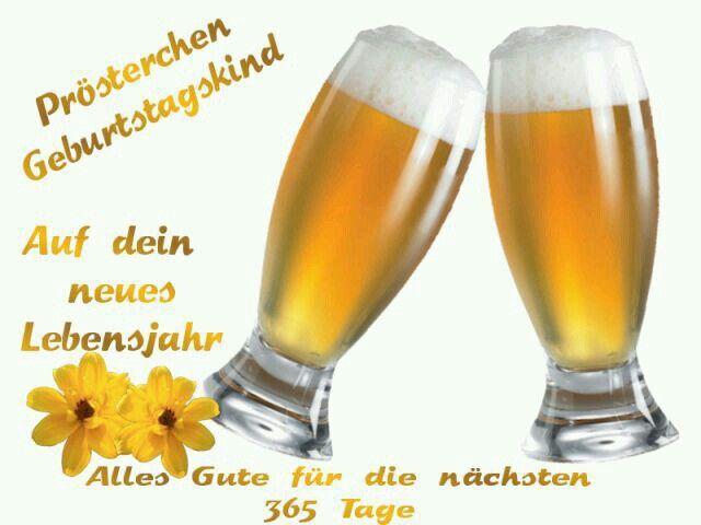 Geburtstagswunsche mann lustig bier