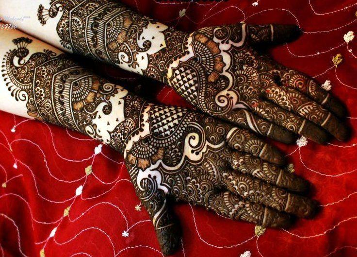 Bridal Mehndi Gallery : Bridal mehndi design designs pinterest mehandhi