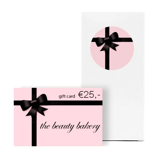 Gift card 25,-