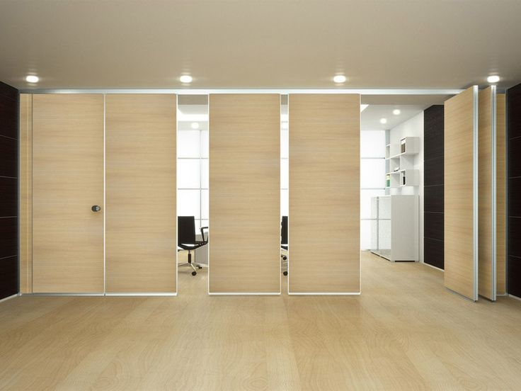 Teachwall 100 Operable Movable Wall Products - AEG Partitions ...