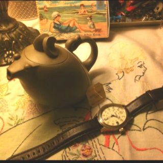 Afternoon Earl Grey Tea