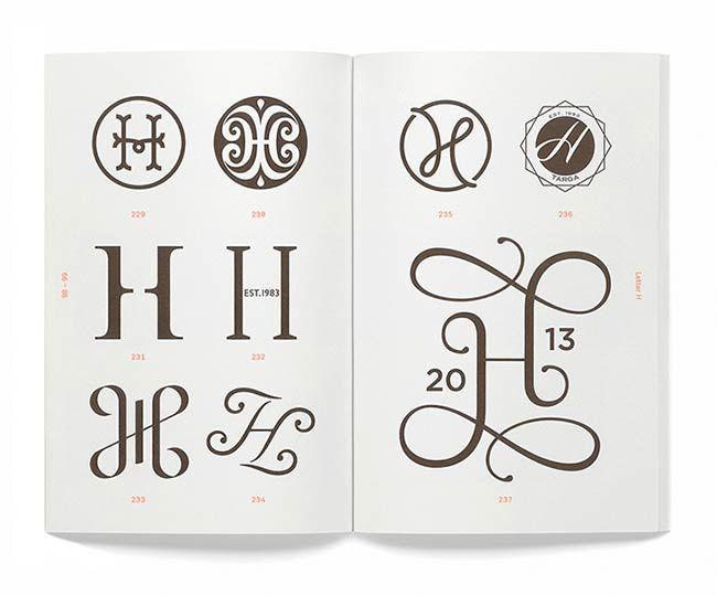 Alphabet Logo, from Counter-Print