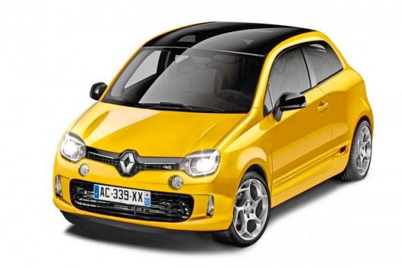 Renault Twingo 3 version sport (RS)