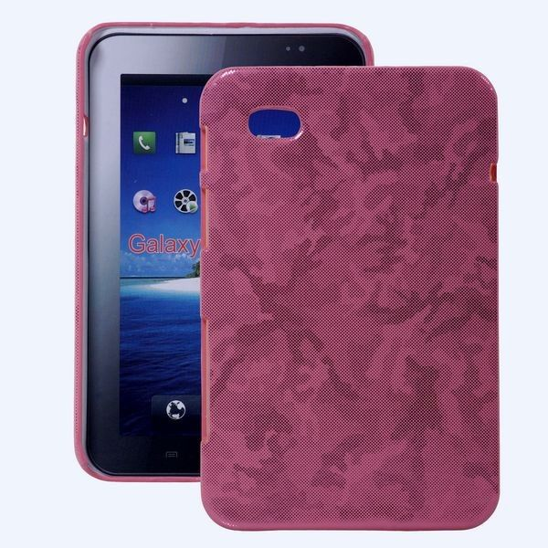 Arctic (Rosa) Samsung Galaxy Tab P1000 Deksel