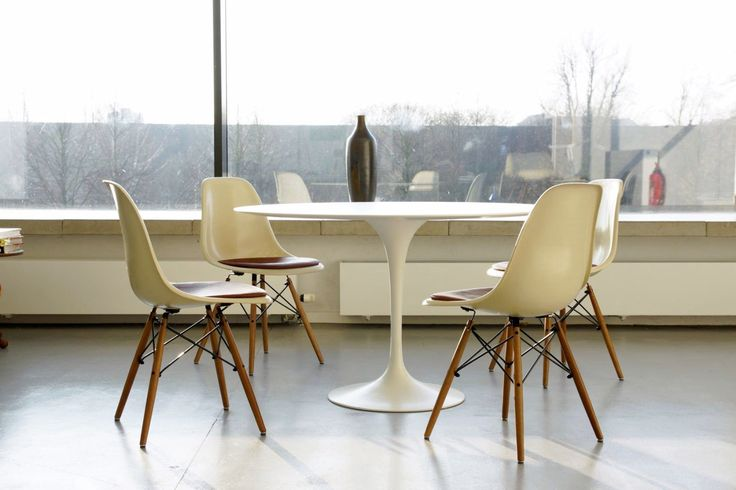 Erstaunlich DESIGNGUT: Eames Side Shell Chair Fiberglas Herman Miller Vitra