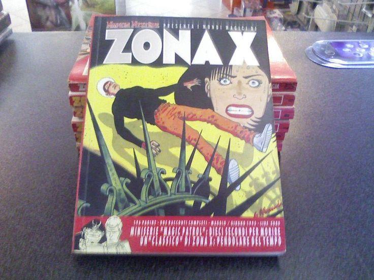 ZONA X  N. 10    dieci secondi per morire- pendolare del tempo