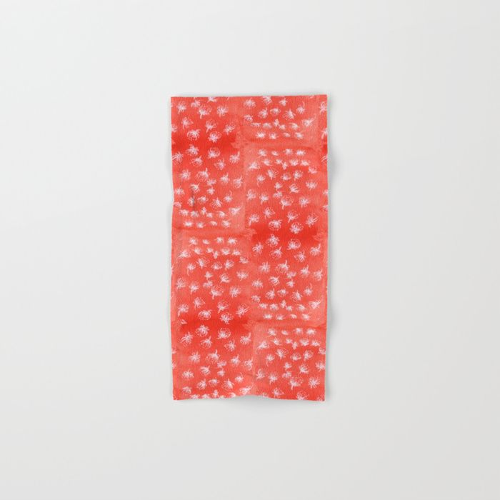 Buy Pohutukawa flakes-red Hand & Bath Towel by emiliegeant. Worldwide shipping available at Society6.com. Just one of millions of high quality products available.