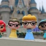 Pop! on Location: Hipster Princesses at Walt Disney World