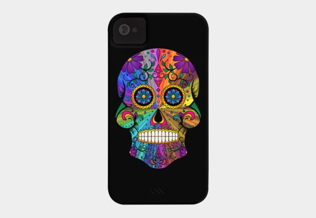 http://www.designbyhumans.com/shop/phone-case/psychedelic-calavera/155754/ #skull #sugarskull #calavera #psychedelic #colourful #ornamental #floral #DBH #phonecase #Tees #shirts #Tshirts #hoodies #tanktops #phonecases #art #design #trending #fashion #DesignByHuman