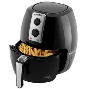 Você tá frito com essa Black Friday, as ofertas ainda tão esquentando! Fritadeira Air Fry Pro Britânia com 2,4 Litros - Preta sai de R$…