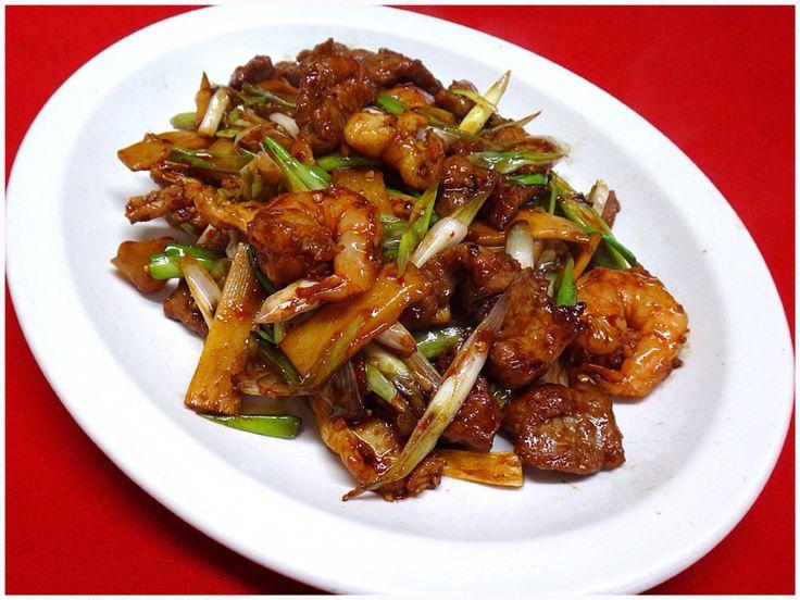 Hunan Triple Delight